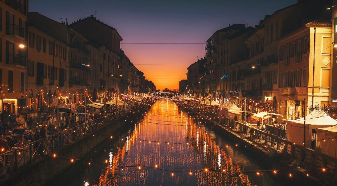 Milano è la città più turistica