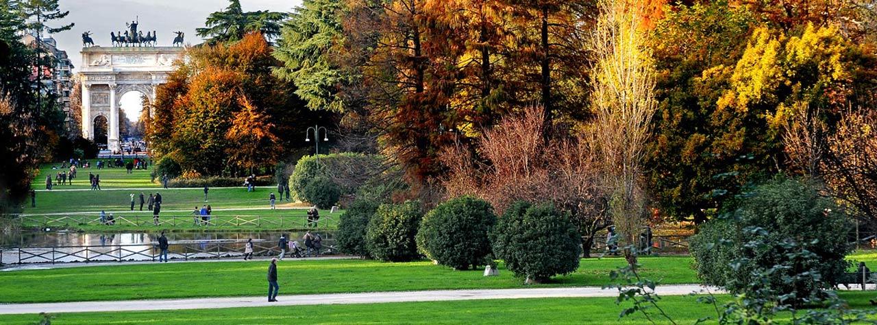 I parchi più belli di Milano