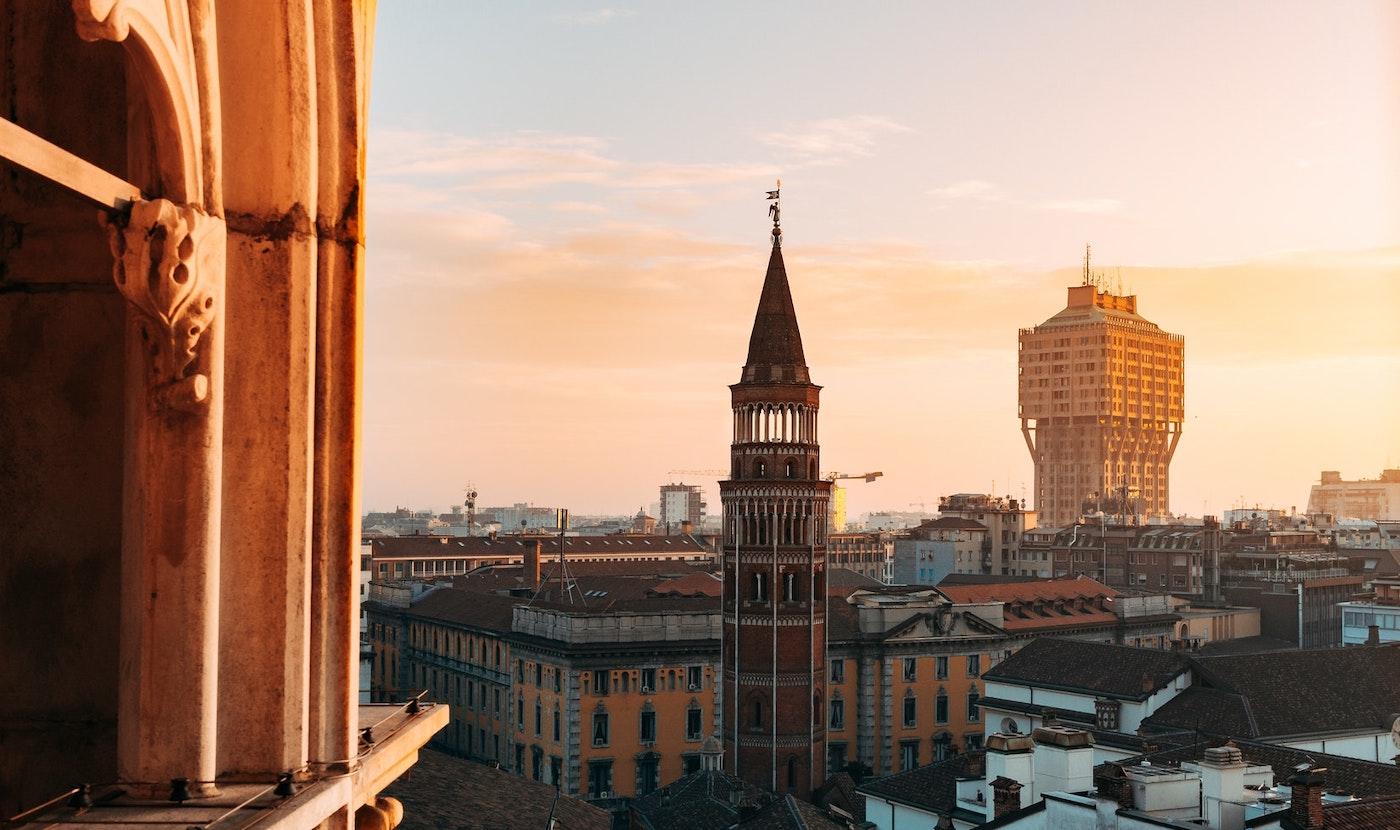 I punti panoramici migliori di Milano