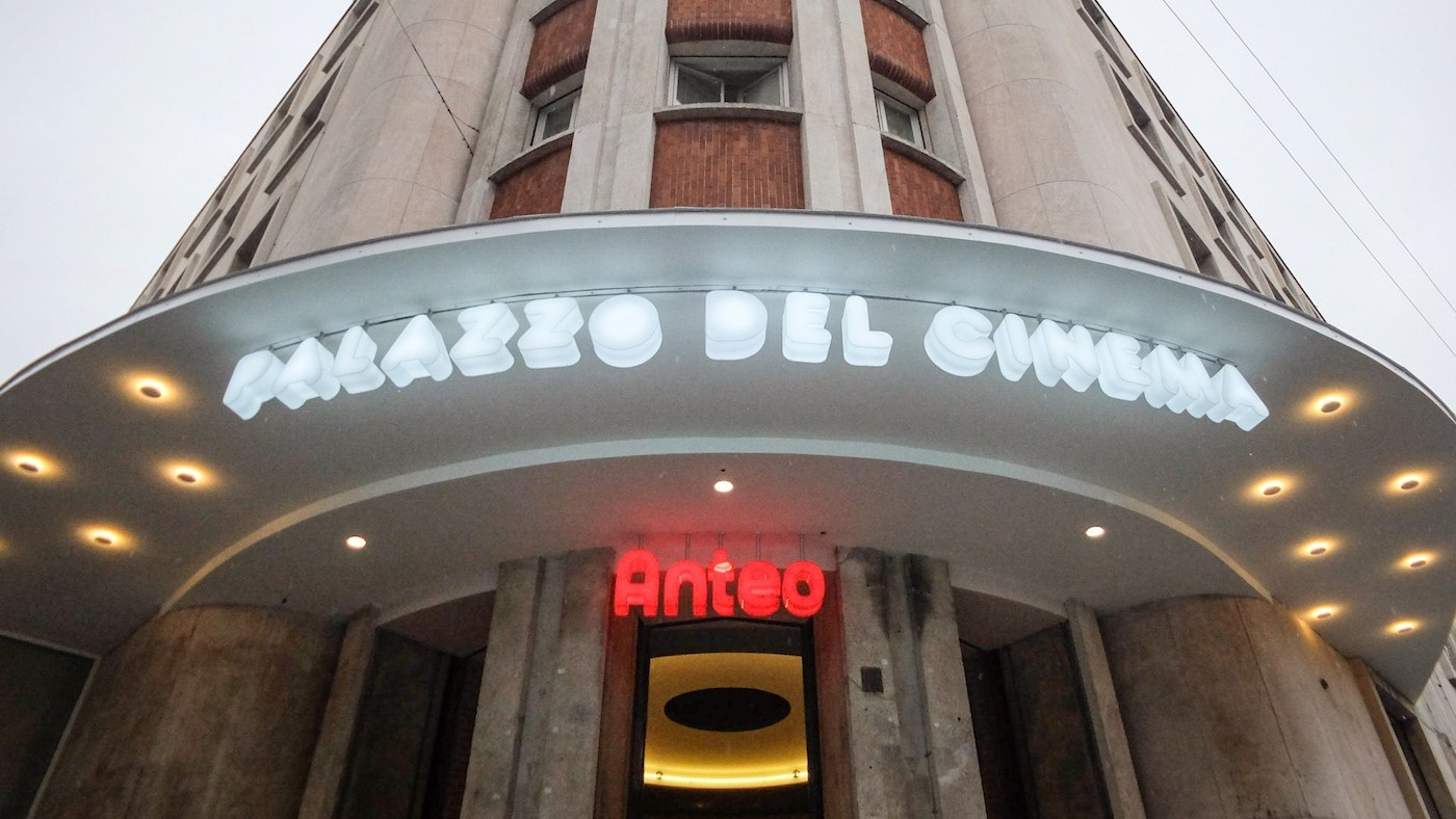 Anteo, cinema - ristorante a Milano