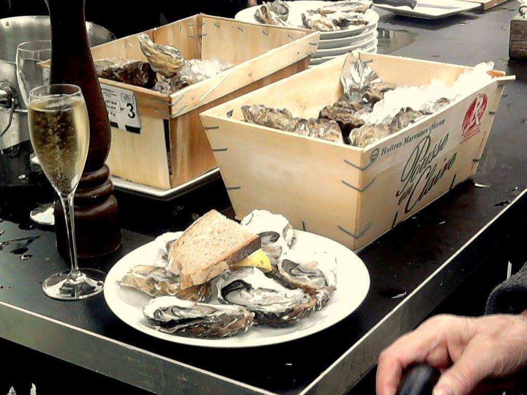 Oyster & samba Milano - info +393282345620