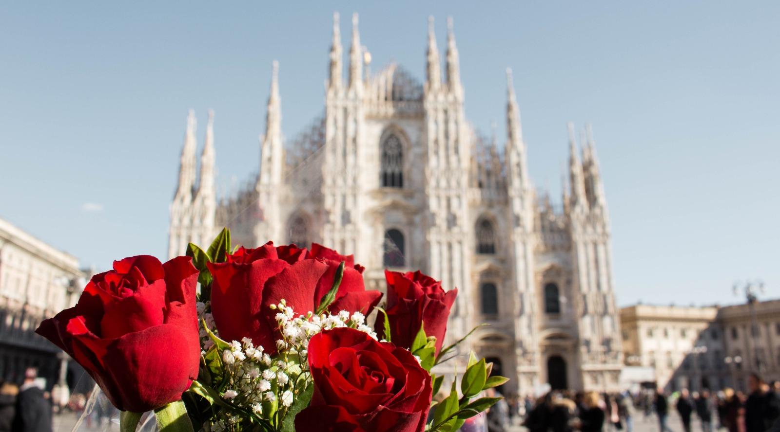 San Valentino a Milano: cosa si può fare in zona gialla