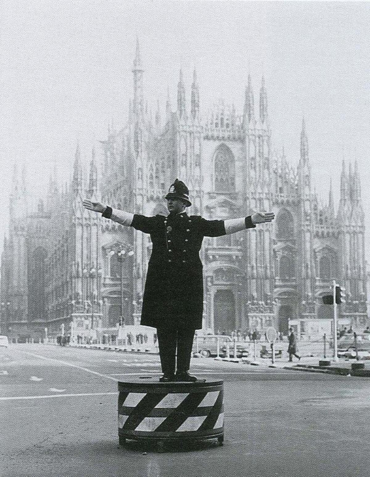 El Ghisa. Storia del bizzarro nome dei vigili di Milano