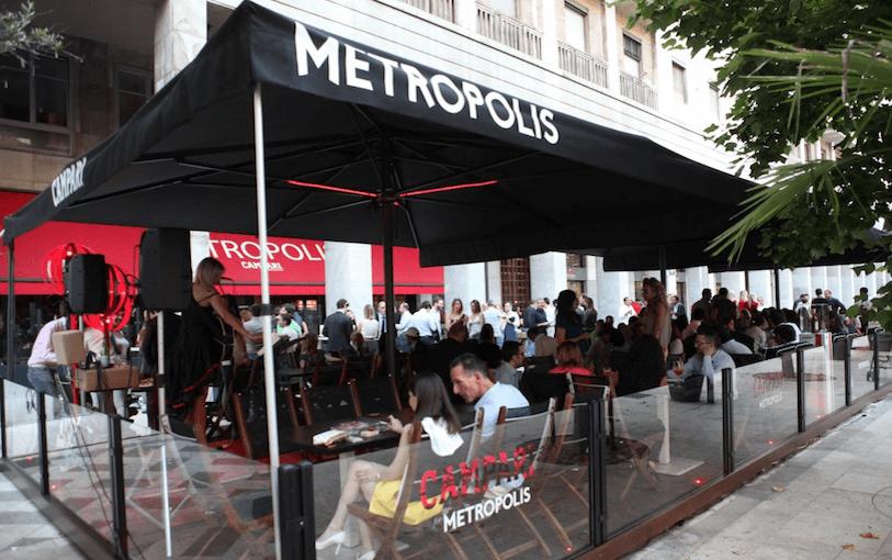 Metropolis Milano - info +393282345620